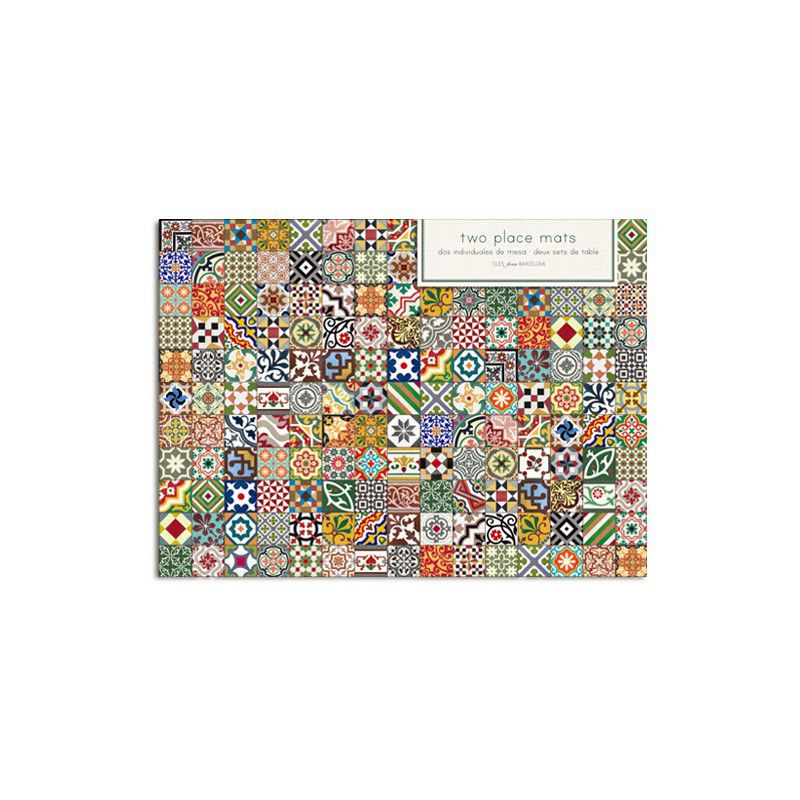 Tiles Placemats