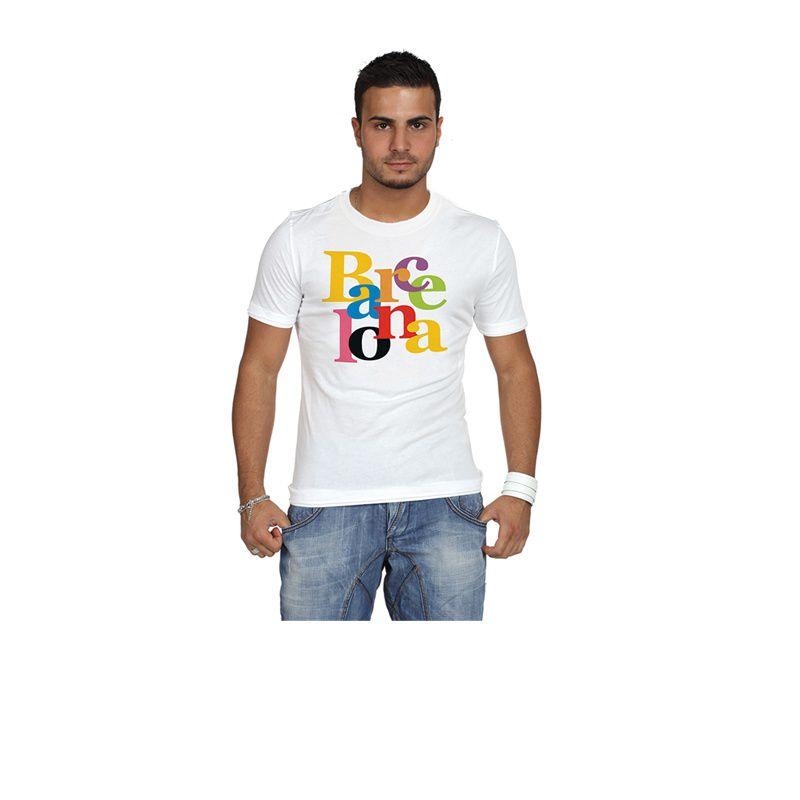 T-Shirt Colors BCN