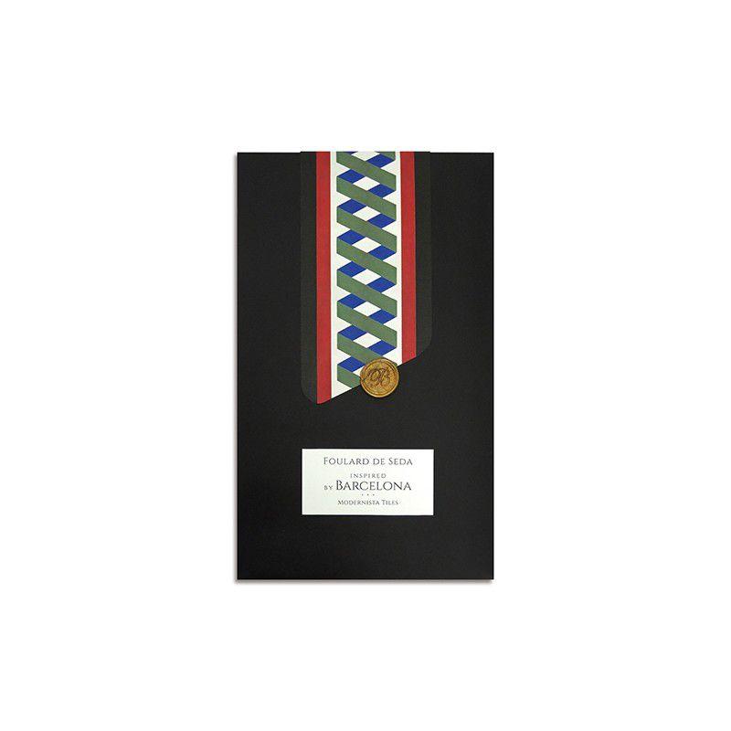 Fulard de seda Bailèn Raj