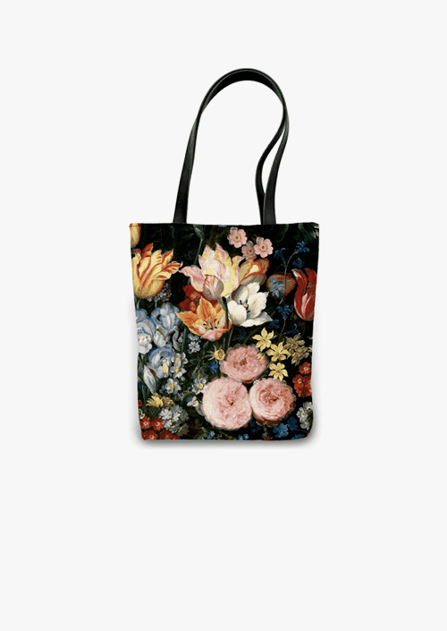 Baroque Flowers Bag