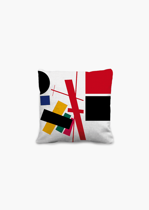 Malevich 35×35 cm Cushion
