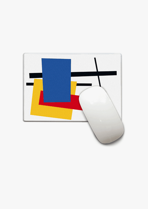 Malevich Mouse Pad