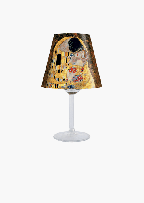 The Kiss Lampshade