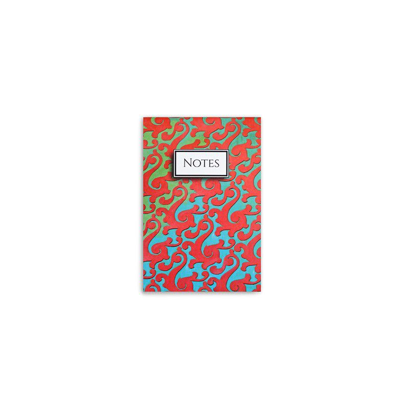 29 Tapioles street notebook