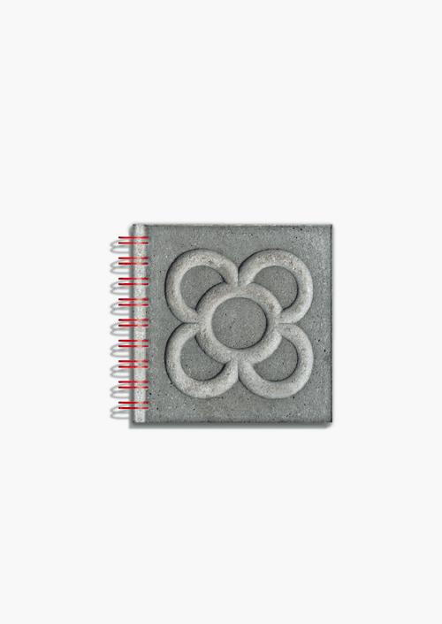Panots 8×8 cm Notebook