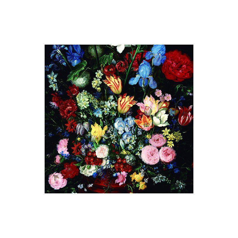 Bodegón Flores Barrocas
