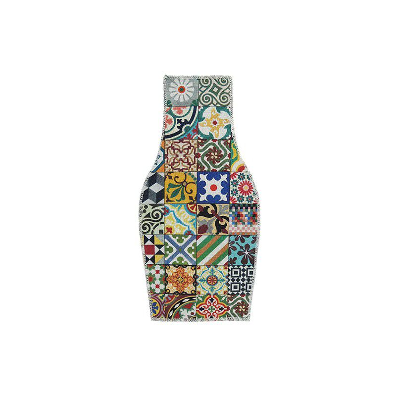 Tiles Cotton Flower Vase
