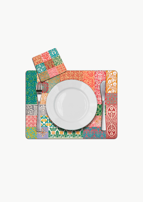 Sgrafitto Placemats