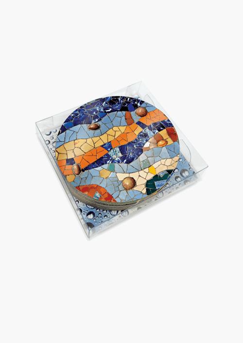 6 Trencadís Coasters