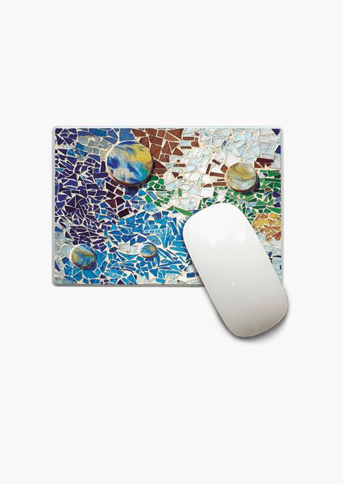 Mouse Pad Trencadís Casa Batlló