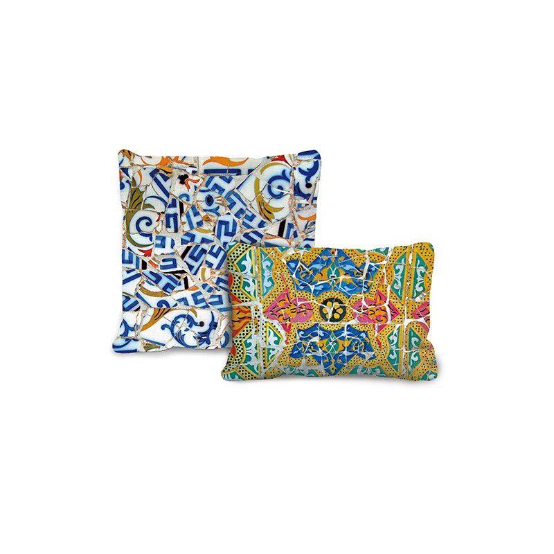 Trencazul and Trencoronas cushions