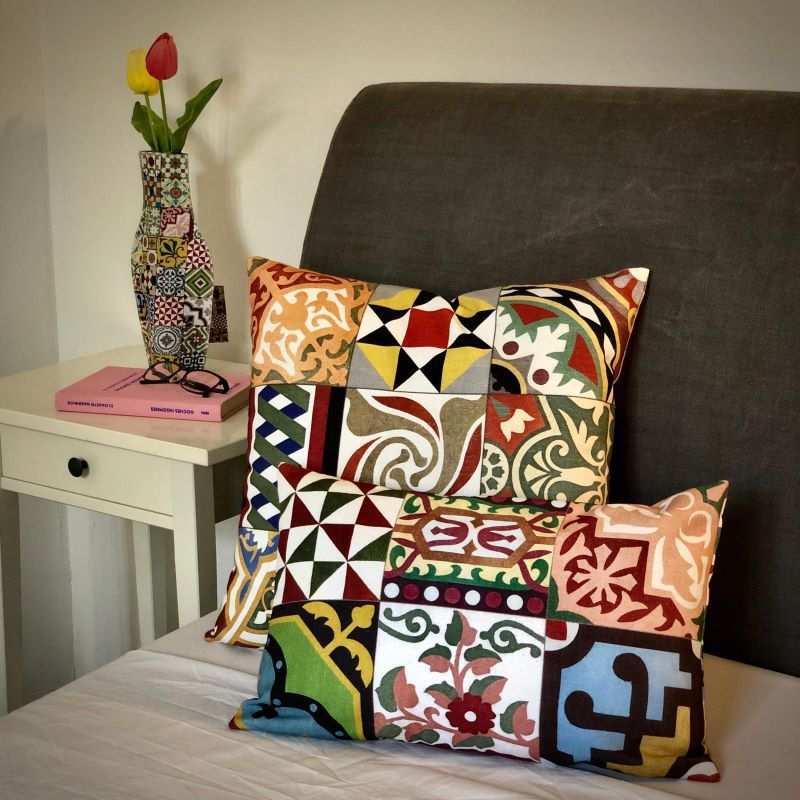 Tiles Cushions