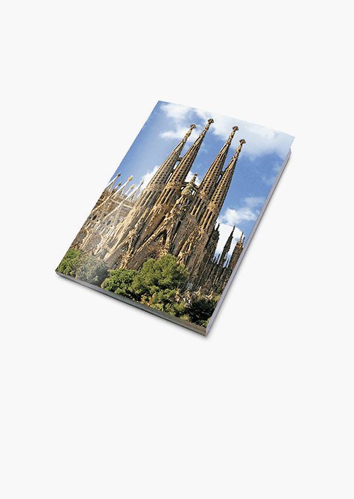 Sagrada Familia Booklet