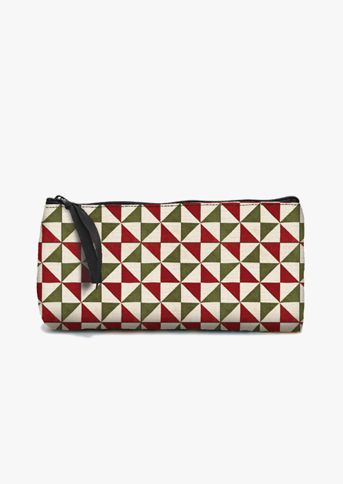 Triangles Pouch