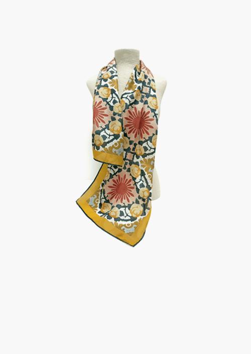 Fulard de seda Renaixença