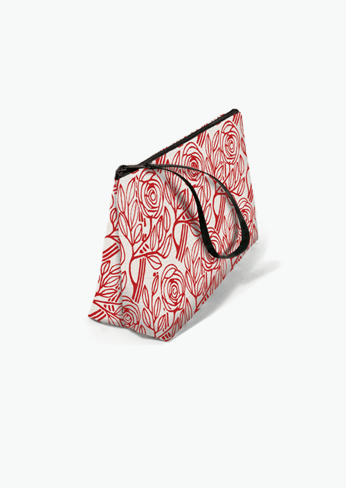 Born Roses Pouch