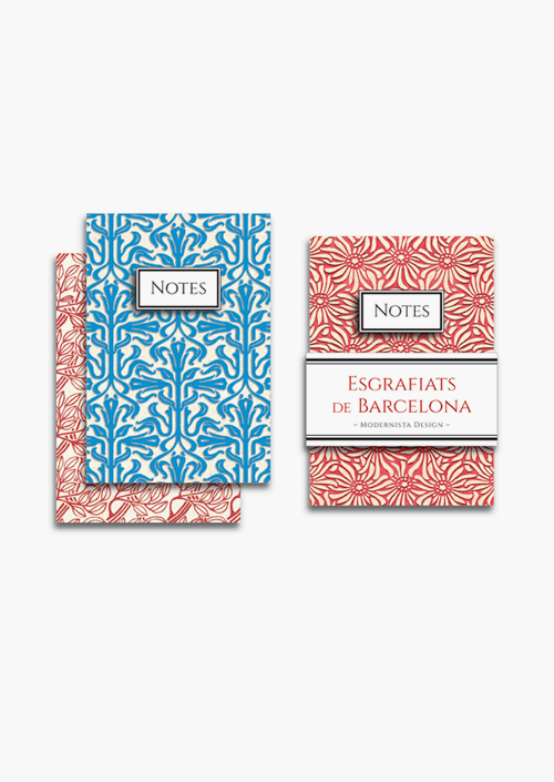 Prat 3 notebooks Pack