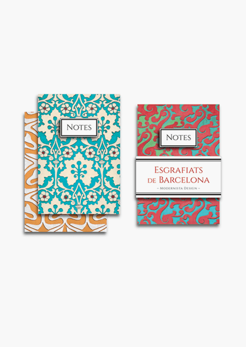 Tapioles 3 notebooks pack