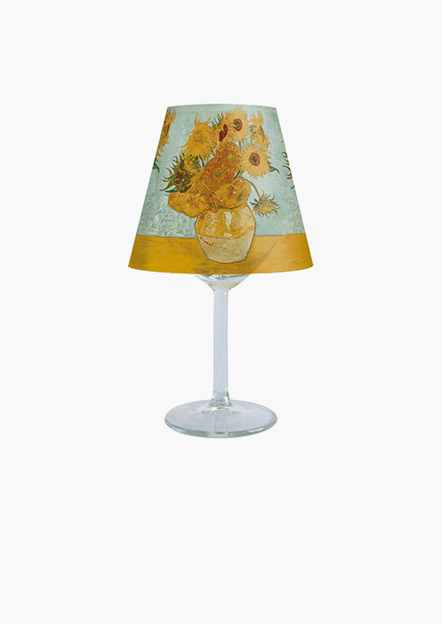 Sunflowers Lampshade