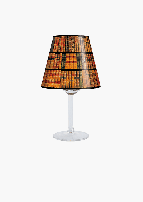 Bookshelf Lampshade