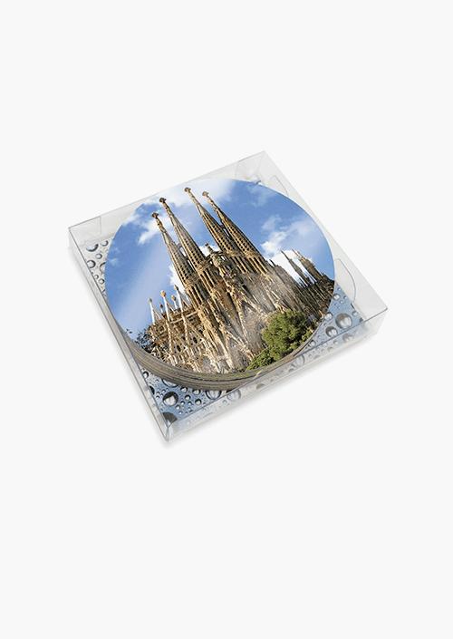 6 Posavasos Gaudí