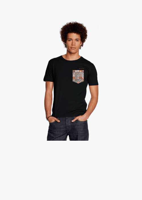 T-Shirt Non Pocket Rajoles