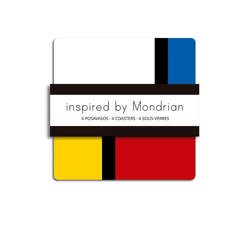 4 Art-Mon Coasters