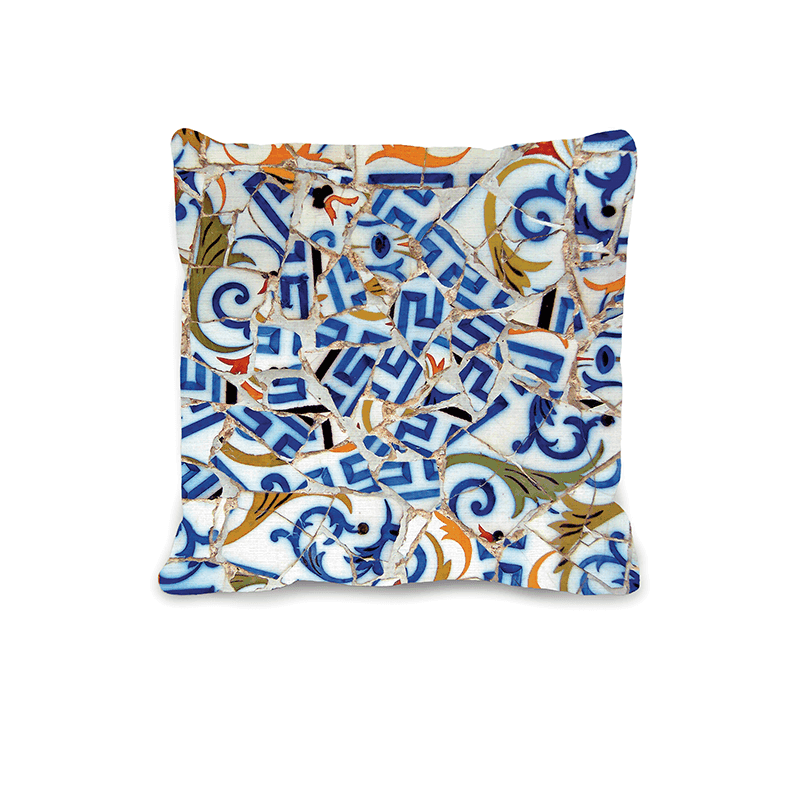 Trencazul 45 x 45 cm Cushion Cover