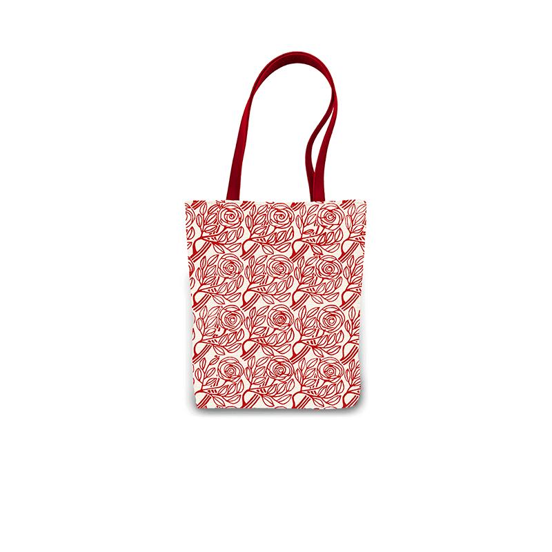 Born Roses Tote Bag