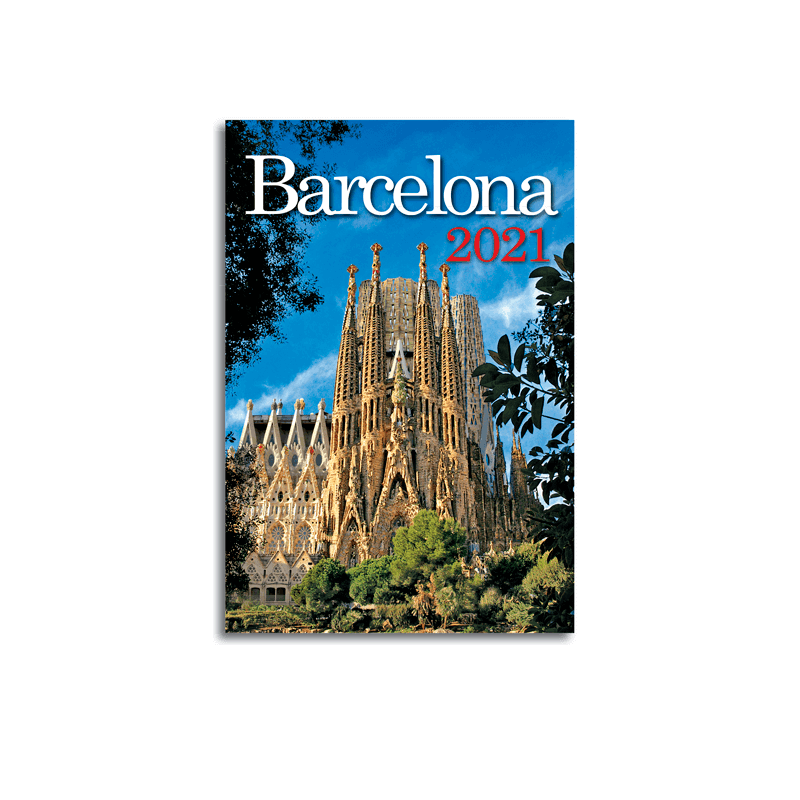Calendari Mini Barcelona