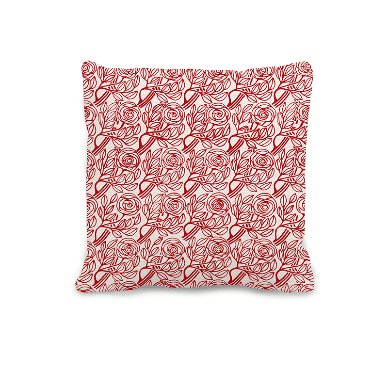 Born Roses 45x45 cm Cushion