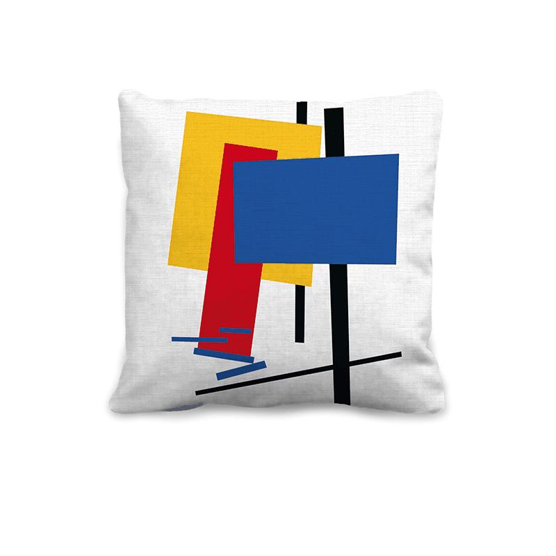 Malevich 45×45 cm Cushion