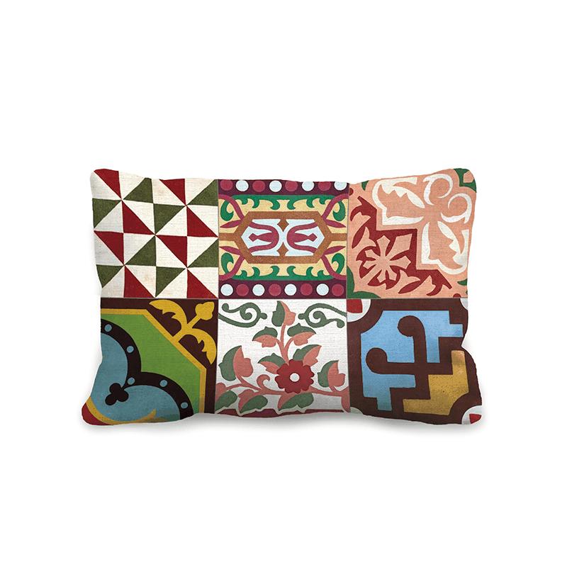 Tiles 45×30 cm Cushion