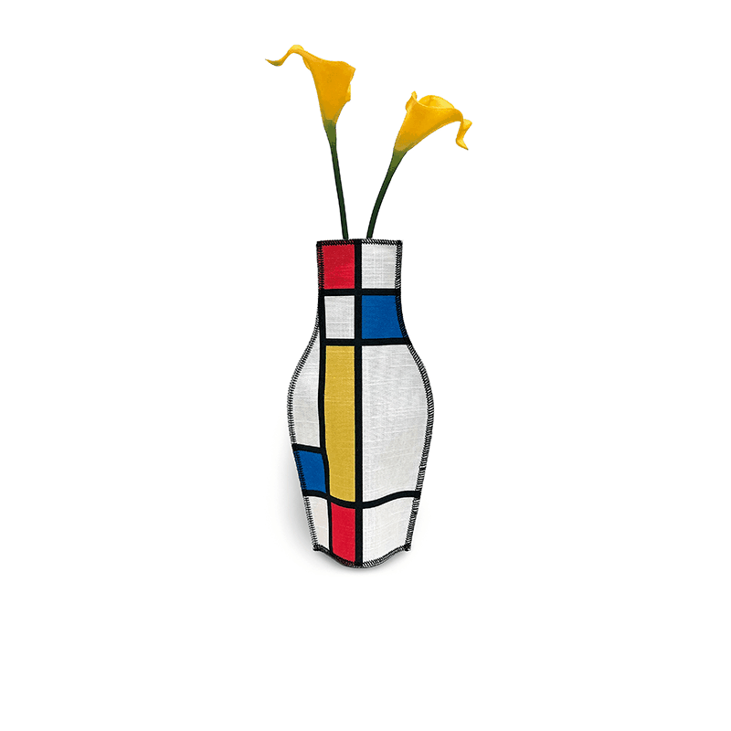 Art-Mon Cotton Flower Vase