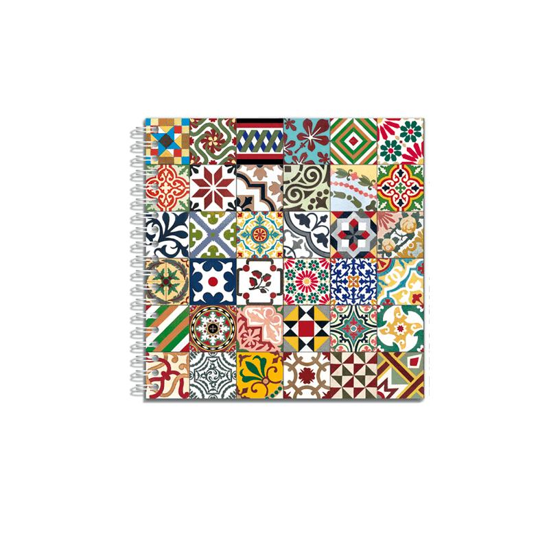 Libreta Rajoles 16×16
