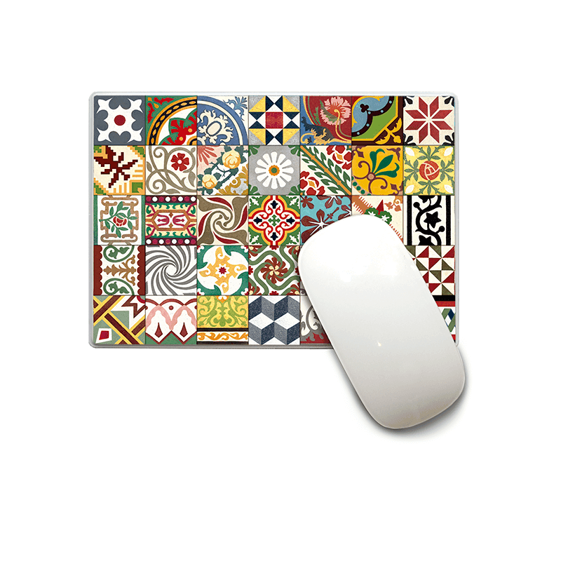 Tiles Mouse Pad