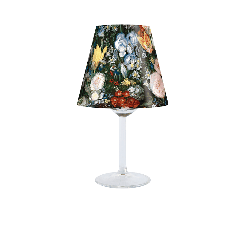 Baroque Flowers Lampshade