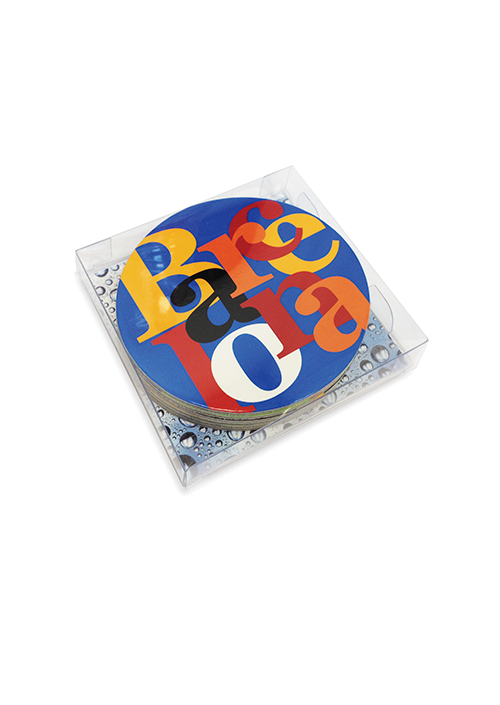 BCN Colors Coasters