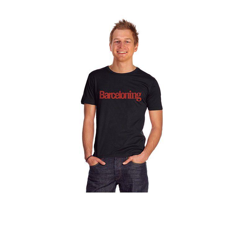 T-shirt Barceloning
