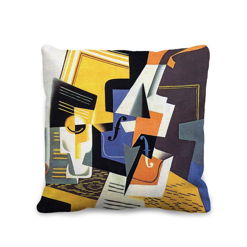 Juan Gris 45 x 45 cm Cushion