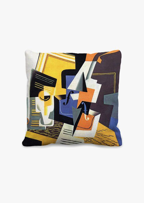 Cojín Juan Gris 45 x 45 cm