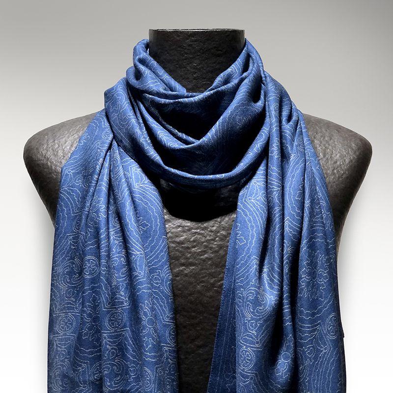 Foulard per a home Blue Room