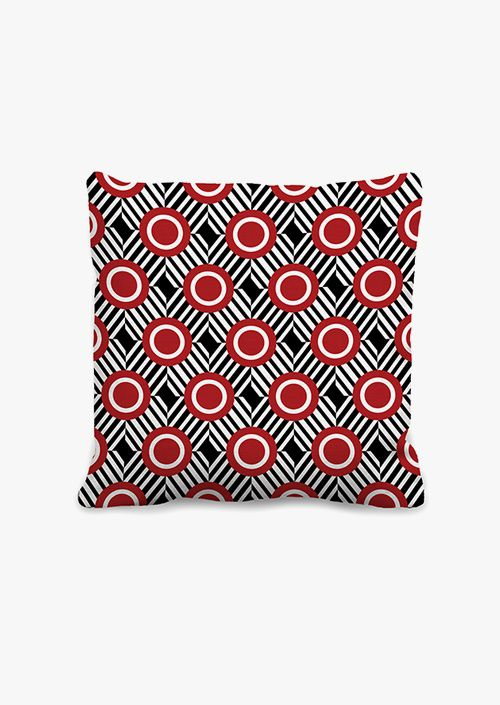 Popova 45 x 45 cm Cushion