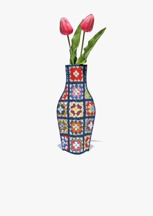 Yaya Cotton Flower Vase