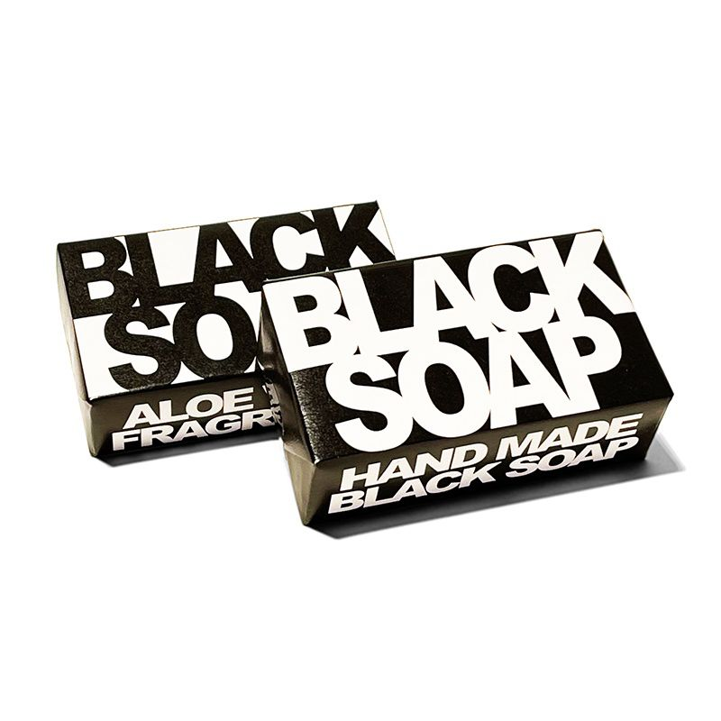 Jabón Negro con Aloe Vera