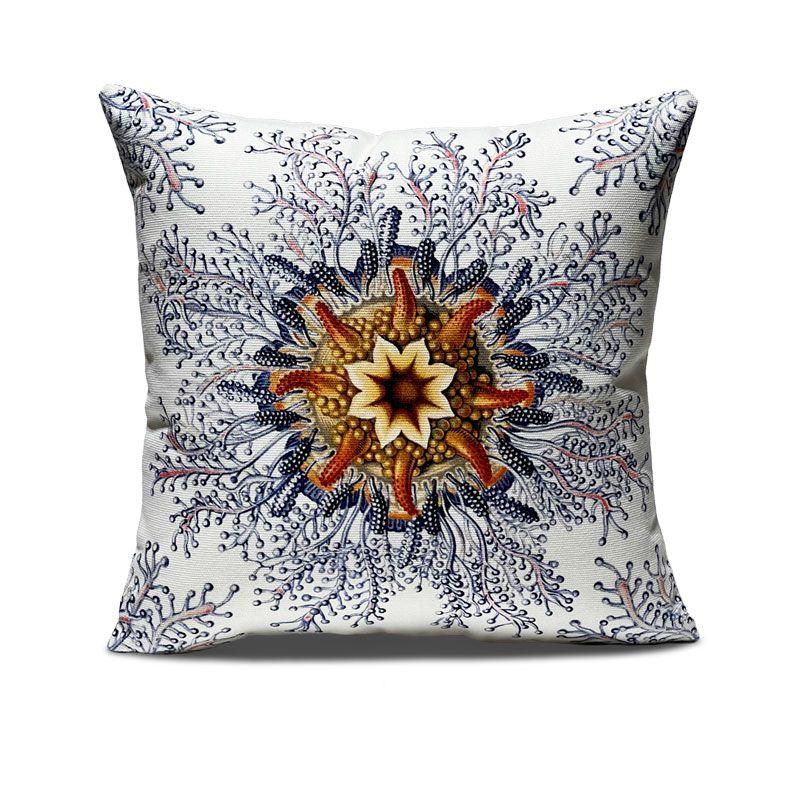 45x45 cm cushion cover, 100% cotton fabric
